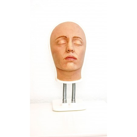 Facial Injection Mannequin 2