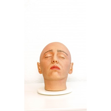 Facial Injection Mannequin 4